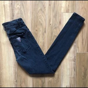 Vintage Guess High Rise Jeans ❓❓